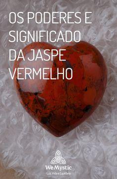 A pedra jaspe vermelho é poderosa e possui diversas propriedades que trazem benefícios aos seus utilizadores, conheça as principais e veja como utilizá-la.
