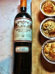 Tenuta Frescolbaldi di Castiglioni- Toscana 2010 (a perfect wine pairing)
