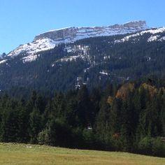 Ifen im Herbst Mount Rainier, Mountains, Nature, Travel, Pictures, Environment, Autumn, Naturaleza, Viajes