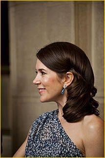 Crown Princess Mary in Chile, March 2013.