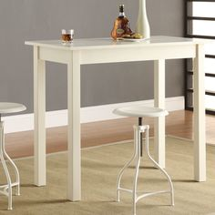 Found it at Wayfair - Gilpatrick Counter Height Dining Table