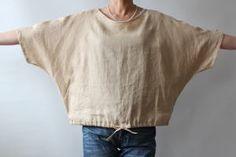 Sewing Blouses, Shirt Blouses, Shirts, Tomboy Fashion, Mix N Match, Boho, Long Sleeve, Pattern, Mens Tops