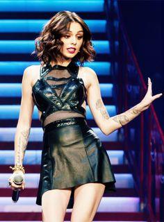 Cher ♡ Haha she's like too sassy for youuu!! (;