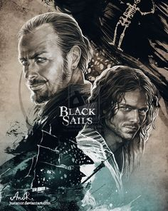 Black Sails by JustAnoR on DeviantArt
