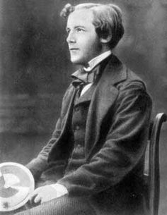 James Clerk Maxwell, Scottish physicist and mathematician, 1831-1879.