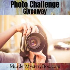 Show off those detective skills for your chance to win Murder Mystery Boxes for the year! Simply snap a photo while solving our Murder Mystery Box and send it our way. We'll choose a winner to receive a free Annual Subscription to Murder Mystery Box. Free Subscriptions, Mystery Box, Reading Books, Happenings, First Photo, Detective, Giveaway, Crime, Boxes