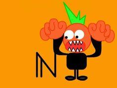 Troncho y Poncho nos enseñan en un video divertido y a la vez educativo, la diferencia entre números enteros y naturales, y también a sumarlos!