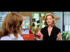 """""""27 Dresses""""   -Official Trailer James Marsden (so cute), Katherine Heigl, Edward Burns - chick flick but an innocent cute way to spend some time."""
