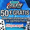 Claim Your €50 Casino Bonus!                  To claim your free €50 No Deposit Casino Bonus, download our Casino software now!