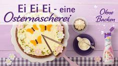 Eierlikörmousse - mit 3 Zutaten leicht gemacht | Für Eierlikörtorten, Cupcakes oder als Dessert – unsere Eierlikörmousse gelingt im Handumdrehen und mit nur 3 Zutaten. Wer das Rezept noch einmal nachlesen möchte, findet es hier: http://www.rama-cremefine.de/rezepte/...
