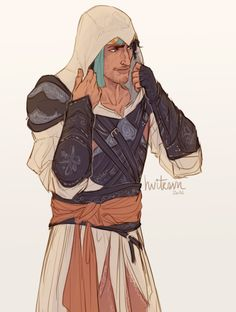 My story is one of many thousands. Yusuf. Assassin's Creed Revelations