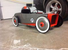 Pedal Car challenge.