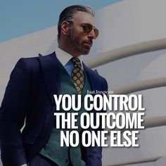 You can control the outcome no one else by just.innovate