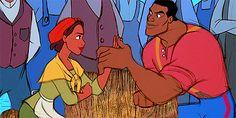 Disney's American Legends Short: John Henry. - Imgur