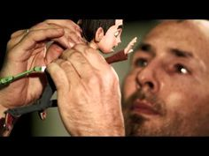The ParaNorman - stop motion.