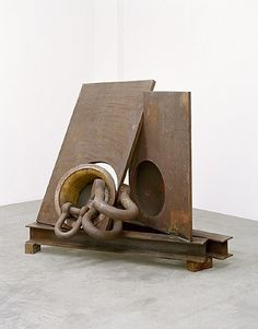 Anthony Caro, Up and Up  2009  Art Experience NYC  www.artexperiencenyc.com