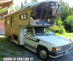 Observation camper.