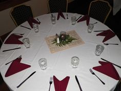 Another table decorating idea 2013