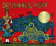 Book cover: Drummer Hoff