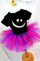 Cheshire Cat Tutu and Tee Set