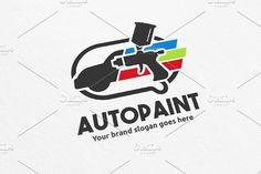 Car Paint Logo - Logos