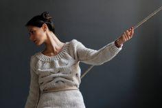 Lea Chunky sweater von NihanAltuntas auf Etsy