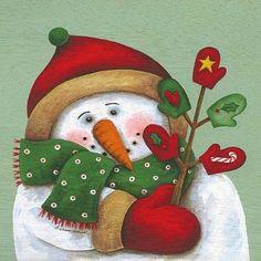 Pinzellades al món: Jugant amb els ninots de neu / Jugando con los muñecos de nieve / Playing with snowmen