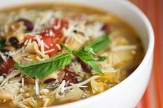 Worlds Best Recipes: The Most Delicious Minestrone Soup Ever Made