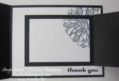 Regarding Dahlias: Embossed Dahlias Joy Fold Card Joy Fold Card, Folded Cards, Starter Kit, Emboss, Thank You Cards, Cardmaking, Dahlias, Stampin Up, Birthday Cards