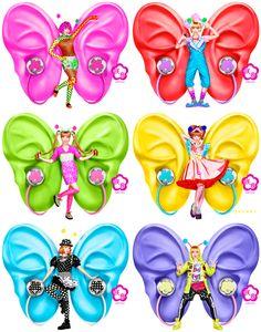 Kyary Pamyu Pamyu Sakioto earphones