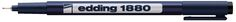 Lekolar: Kuitukärkikynä  Edding 1880, 10 kpl