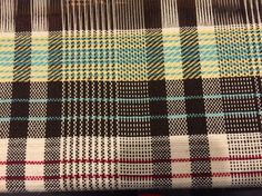 Principe di Galles tessuto a mano misto lana #Princeofwalles #handweaving #designtextile #loom