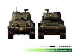 M4A3(76)W Sherman HVSS