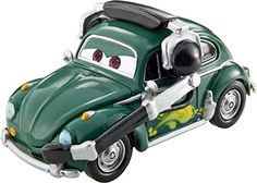 DisneyPixar Cars Cruz Besouro with Headset Diecast Vehicle *** Want to know more, click on the image.