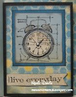 Archiver's Everyday Occassions kit featuring Tim Holtz stamps