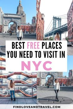 Looking for the best things to do in NYC without breaking the bank? Here are 18 totally awesome FREE things to do in NYC you won't want to miss from a local! York Things To Do, Free Things To Do, Brooklyn Things To Do, New York Vacation, New York City Travel, Nyc Public Library, Travel Usa, Travel Tips, Budget Travel