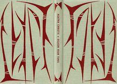 Agatha Christie - Dolken från Tunis by Book Cover Lover, via Flickr