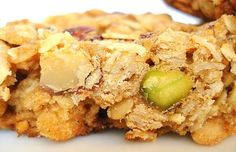 Brown Butter Nut Bars