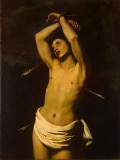Nicolas Regnier, San Sebastiano, 1610