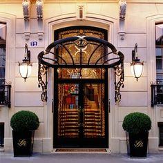 Hotel Maison Souquet, Boutique hotel Paris, luxury city break, SLH