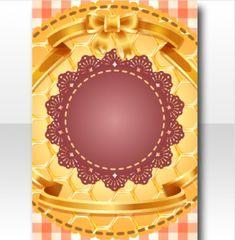 (Wallpaper Profile) Bee House Wallpaper ver.A yellow.jpg