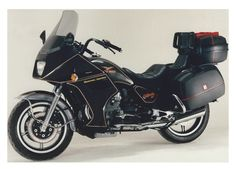 Moto Guzzi California Full Fairing, second model