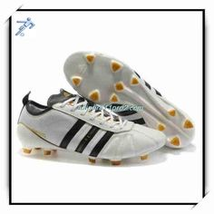 watch dbe03 41a6f Soccer Boots Us 11Pro 2 Leather Adidas Adipure IV Trx FG White Black Matte  Gold