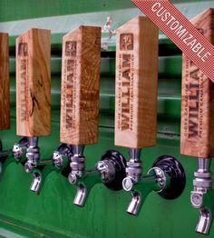 Custom Tap Handle | Home Kitchen | Bearded Boy Design | Scoutmob Shoppe | Product Detail