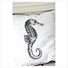 Seahorse Tattoo Design