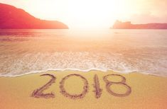 PC Wallpaper 2018 New Year