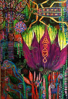 susan miller with flora bowley