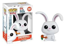 Product Info What do your pets do when you're not home? The Secret Life of Pets Snowball Pop! Vinyl Figure features the white bunny rabbit as a stylized vinyl figure! Standing about 3 3/4 inches tall,