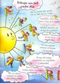 ideas, niños, niñas, dibuja un sol Mind Map Art, Grammar Book, Sistema Solar, Teachers' Day, Preschool Science, Teacher Tools, Elements Of Art, School Hacks, Colouring Pages