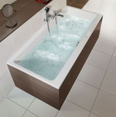 Amazing Villeroy u Boch Subway Acrylic Bath with System